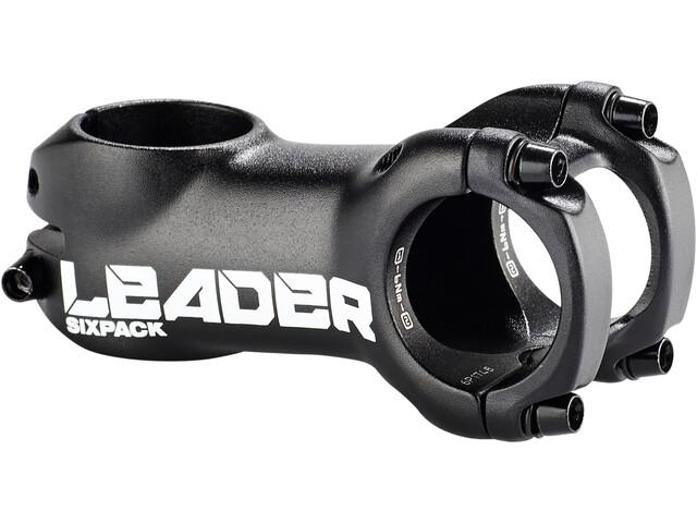 Sixpack Leader Potence à angle ajustable Ø31,8mm, black